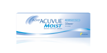 1-DAY ACUVUE® MOIST för ASTIGMATISM endagskontaktlinser